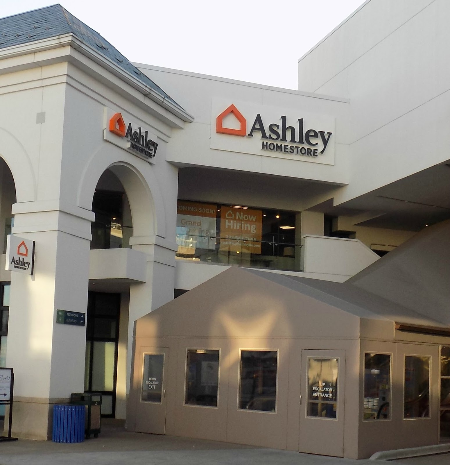 Ashley HomeStores Outdoor Pic