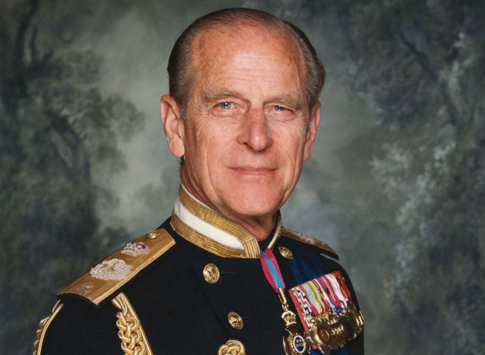 Prince Philip uniform
