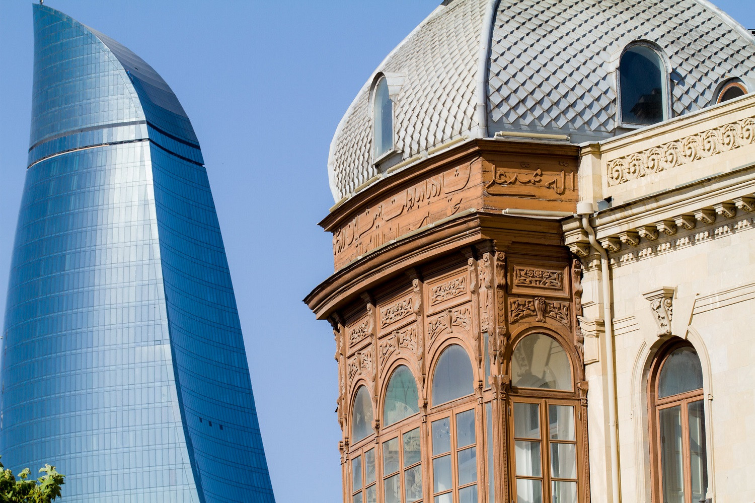 Azerbaijan is striving for a new start